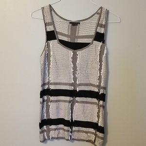Fontana womens knit shirt size M